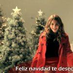 Feliz Navidad te deseo cantando